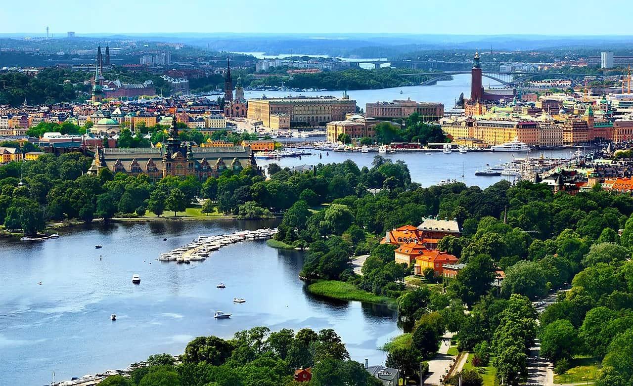 Flug Memmingen nach Stockholm Skavsta - nur 13,81€ Schweden