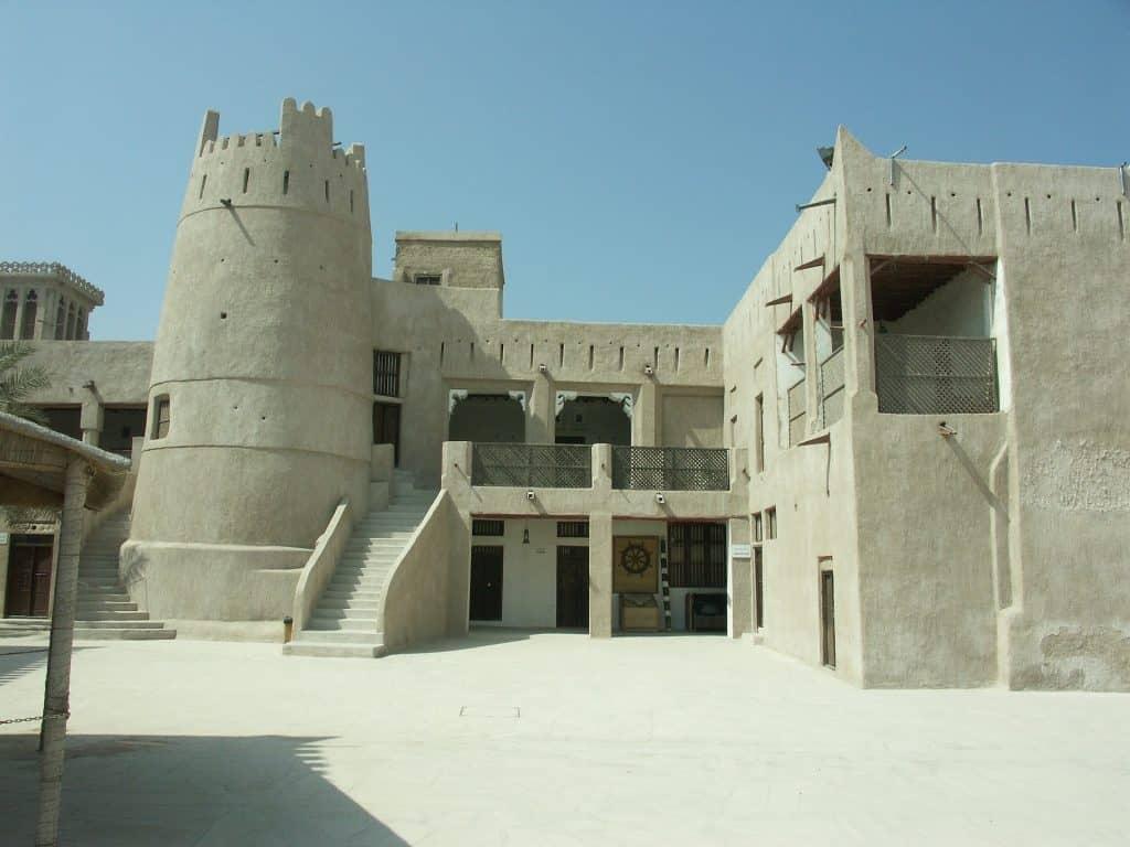 Hermitage Museuem in Sharjah