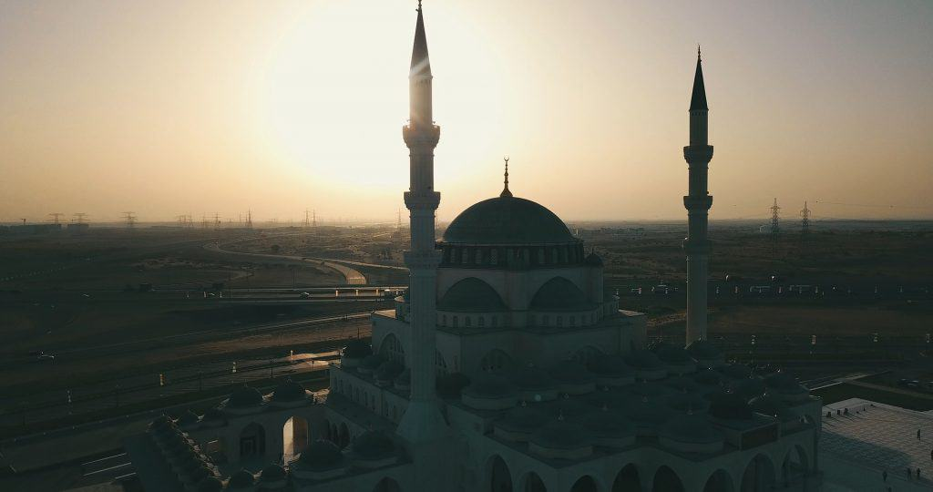 Hier taucht man tief ein in die Kultur des nahen Ostens