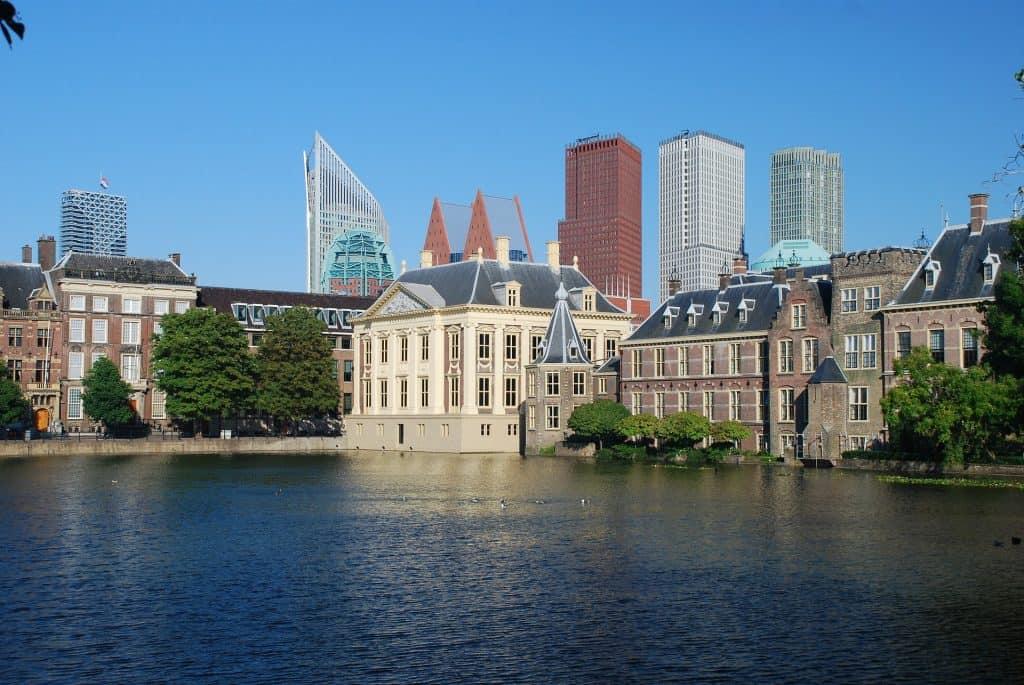 Hofviver eine atemberaubende Architektur erwartet euch in der Stadt