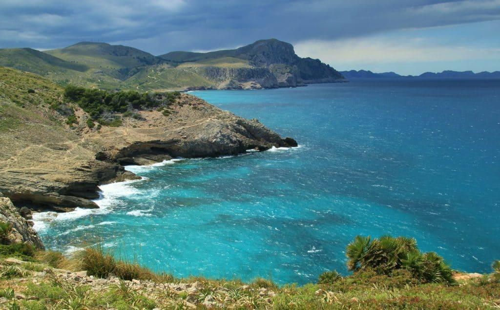Im Osten der Insel findet man die schönsten Buchten nach Es Trenc