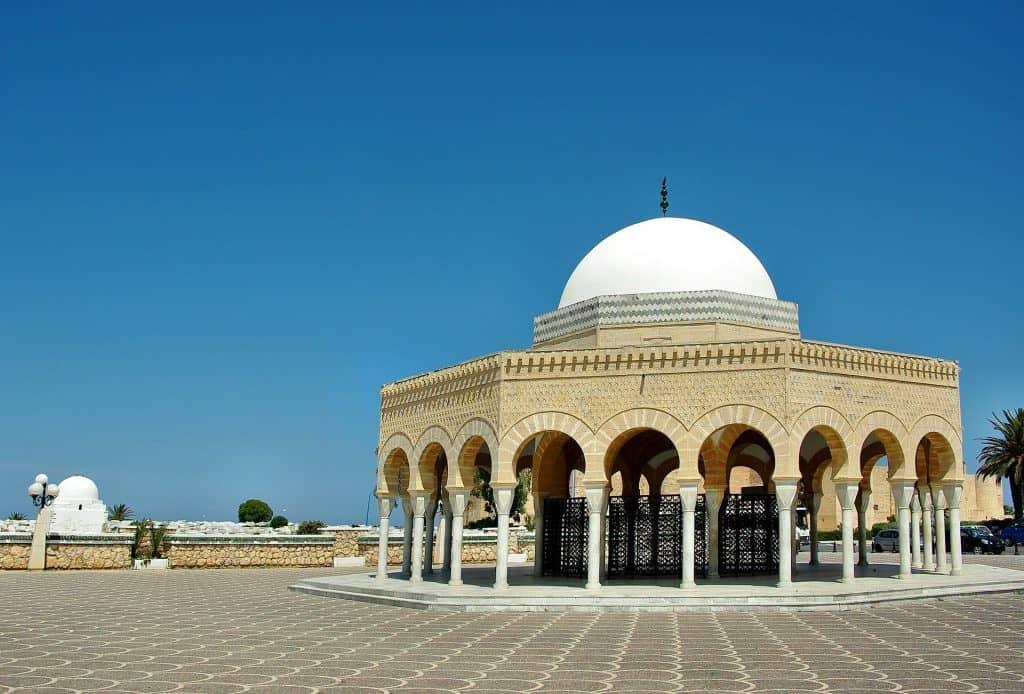 Kern von der Stadt Monastir