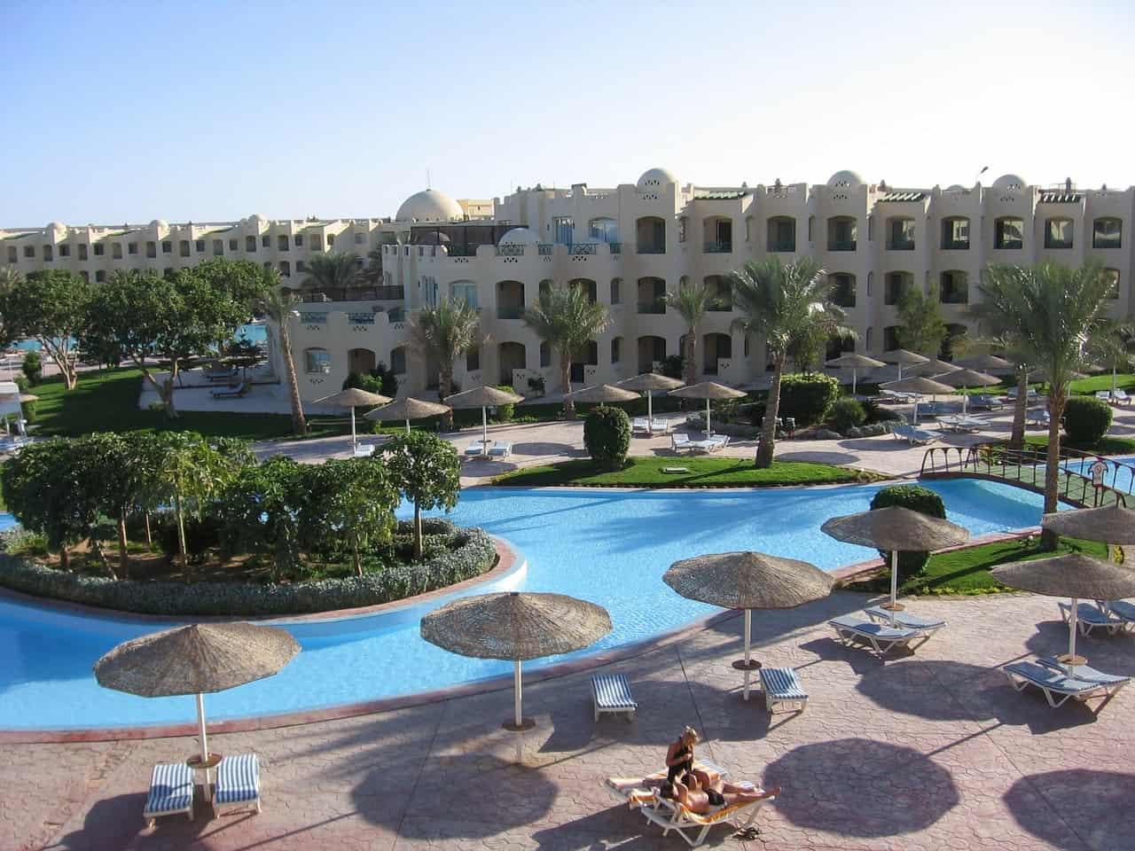 Menaville Resort - Port Safaga nur 191,00€ 9 Nächte Pauschalreise