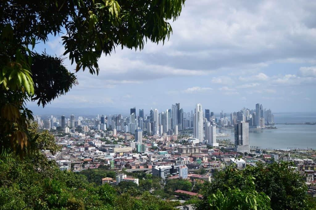 Mittelamerika - der Blick aus dem Dschungel -Singlereisen Panama