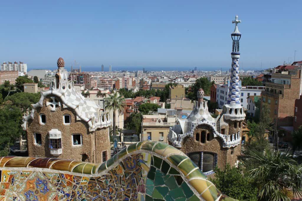 Park Guell Barcelona Städtereisen sind nicht nur zum Fußball ein absolutes Highlight