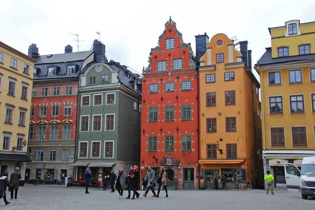 Place to be - Gamla Stan die Altstadt der Hauptstadt