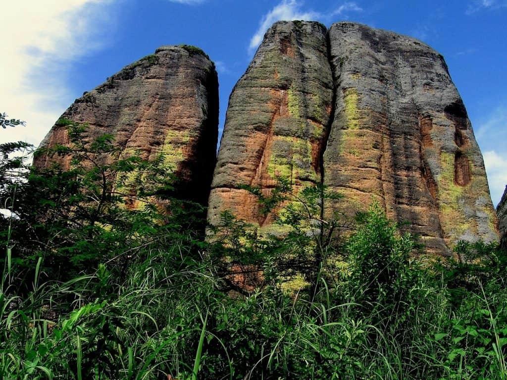 So schön ist das Landes innere Angolas