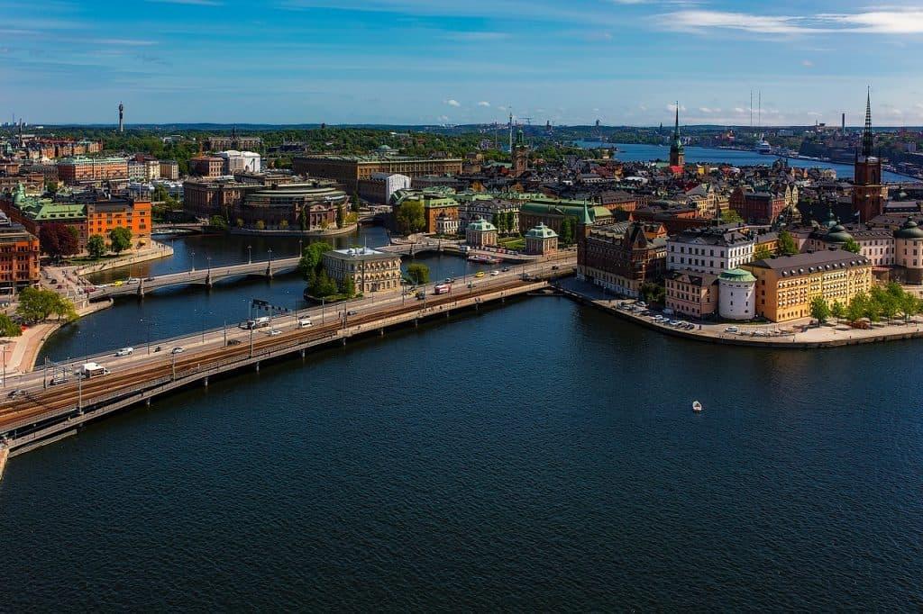 Städtereisen in Schweden - Flug Memmingen nach Stockholm Skavsta