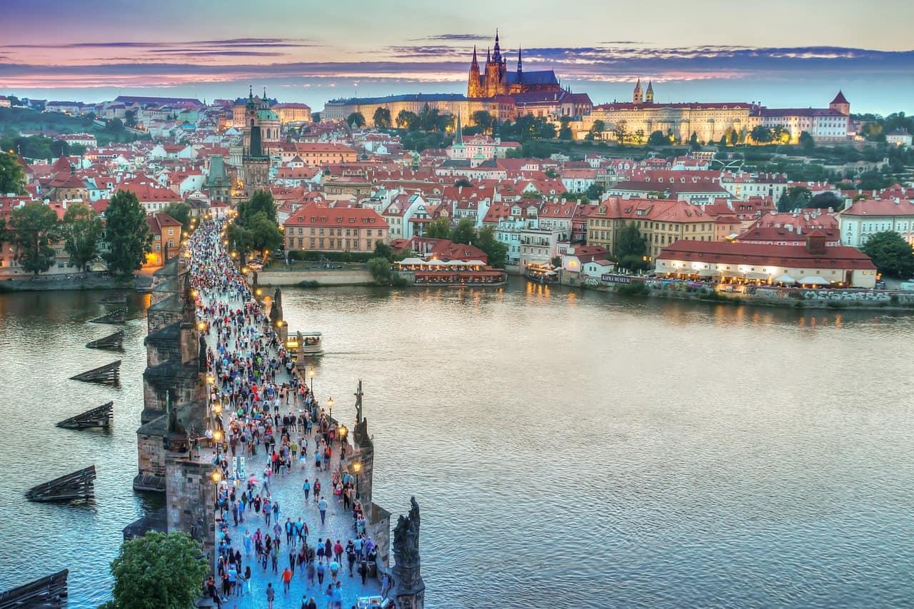 Städtetrips für 2 - nur 18,17€ die Nacht Auswahl 24 europäische Städte