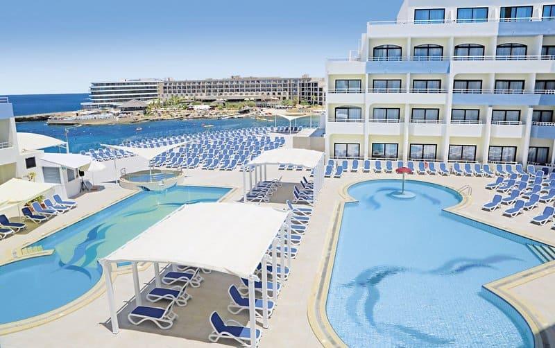 Ramla Bay - eine Woche nur 164,61€ Pauschalreise Malta