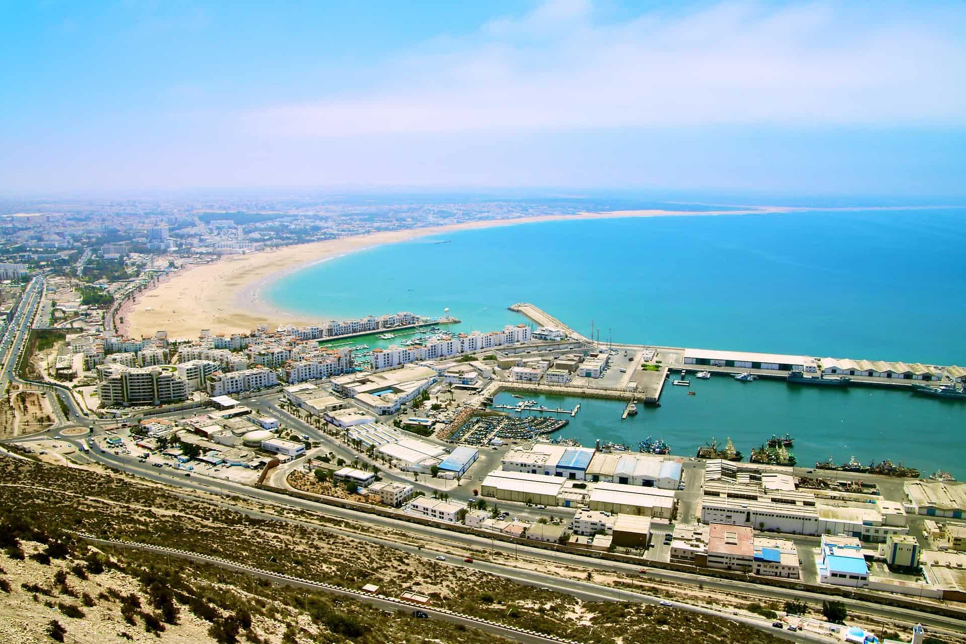 Agadir Flug - nur 16,99€ Billigflüge nach Marokko