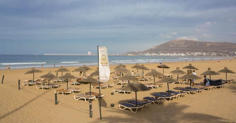 Agadir eine Woche im Argana Hotel 4 - nur 172,10€ Pauschalreise
