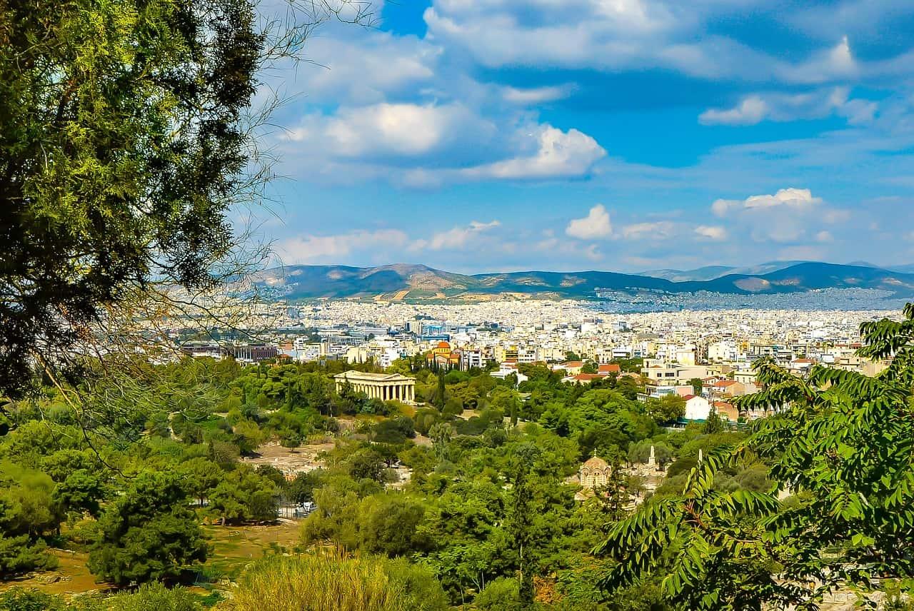 Athen eine Woche - Städtereisen nur 67,48€ Flug & Hotel