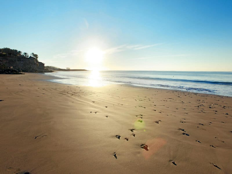 Auf den Kanaren habt Ihr in einem Hauseigenen TUI Hotel beste Vorraussetzung für einen Strandurlaub