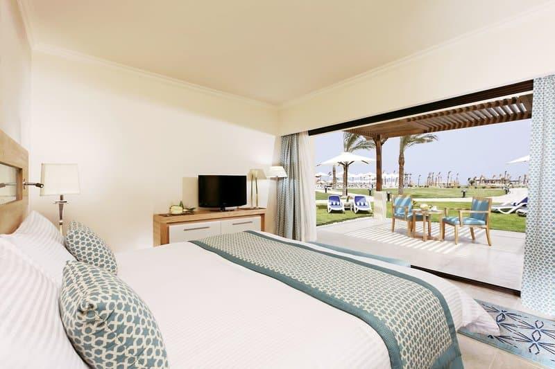 Beispielzimmer im 5 Sterne Hotel am Soma Bay