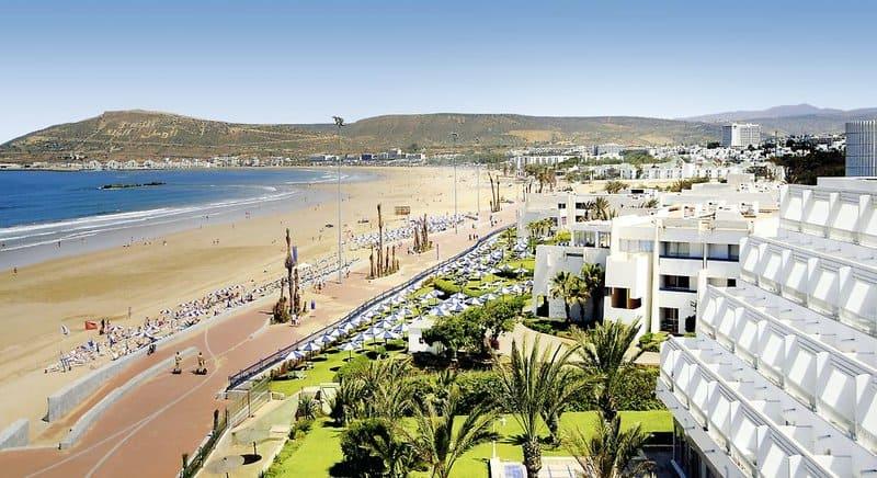 Bucht Agadirs All Inclusive Urlaub
