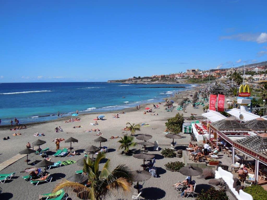 Coral Los Silos - von hier aus habt Ihr die beste Ausgangspostition