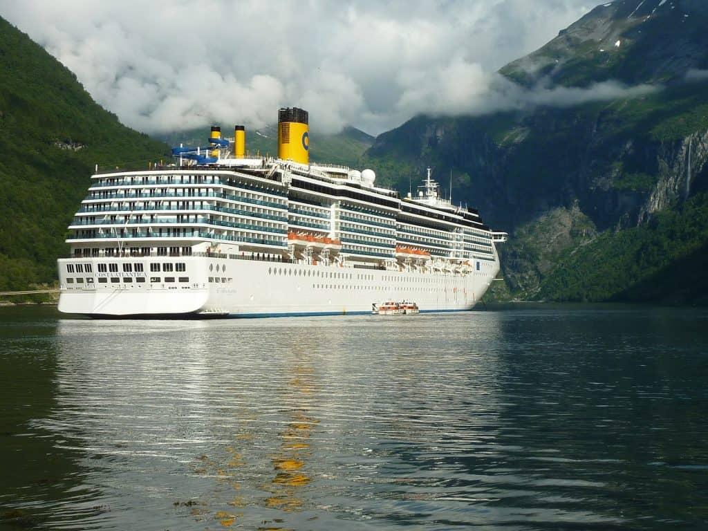 Costa Kreuzfahrt - im Norden Europas am besten