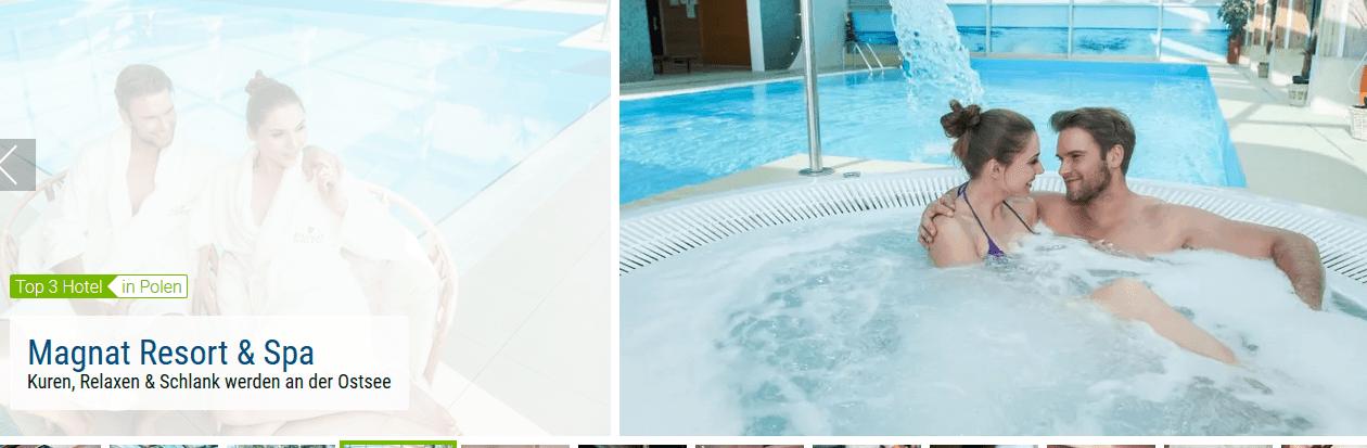 Das günstige Hotel an der polnischen Ostsee