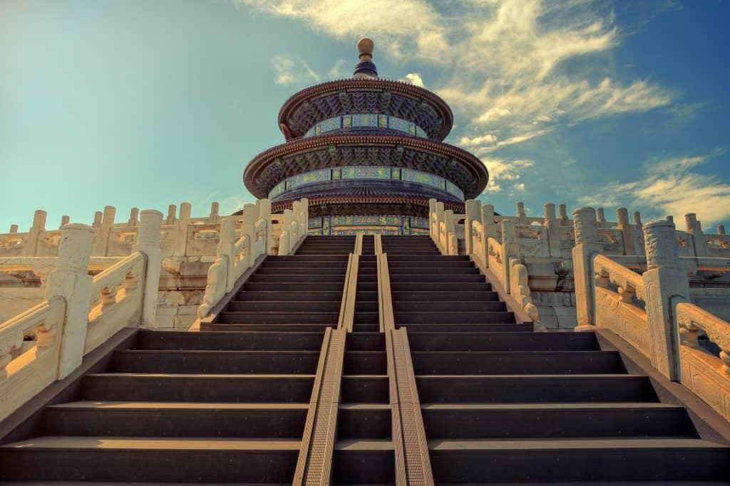 Der Tempel von Bejing