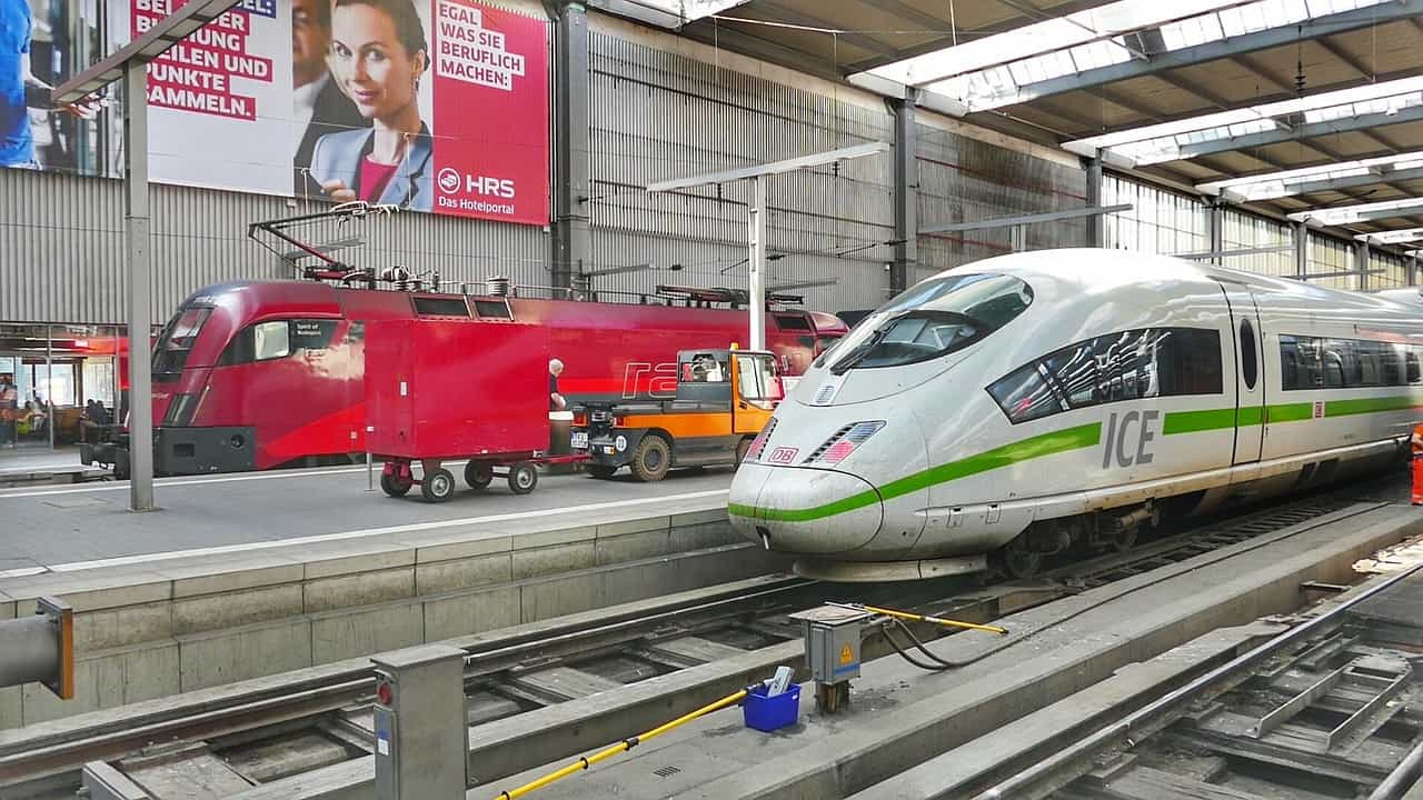 Europa Bahn Ticket