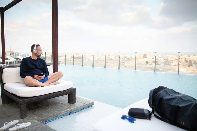 Dubai Reisebericht + Stopover in Istanbul Voco Dubai 5 Sterne