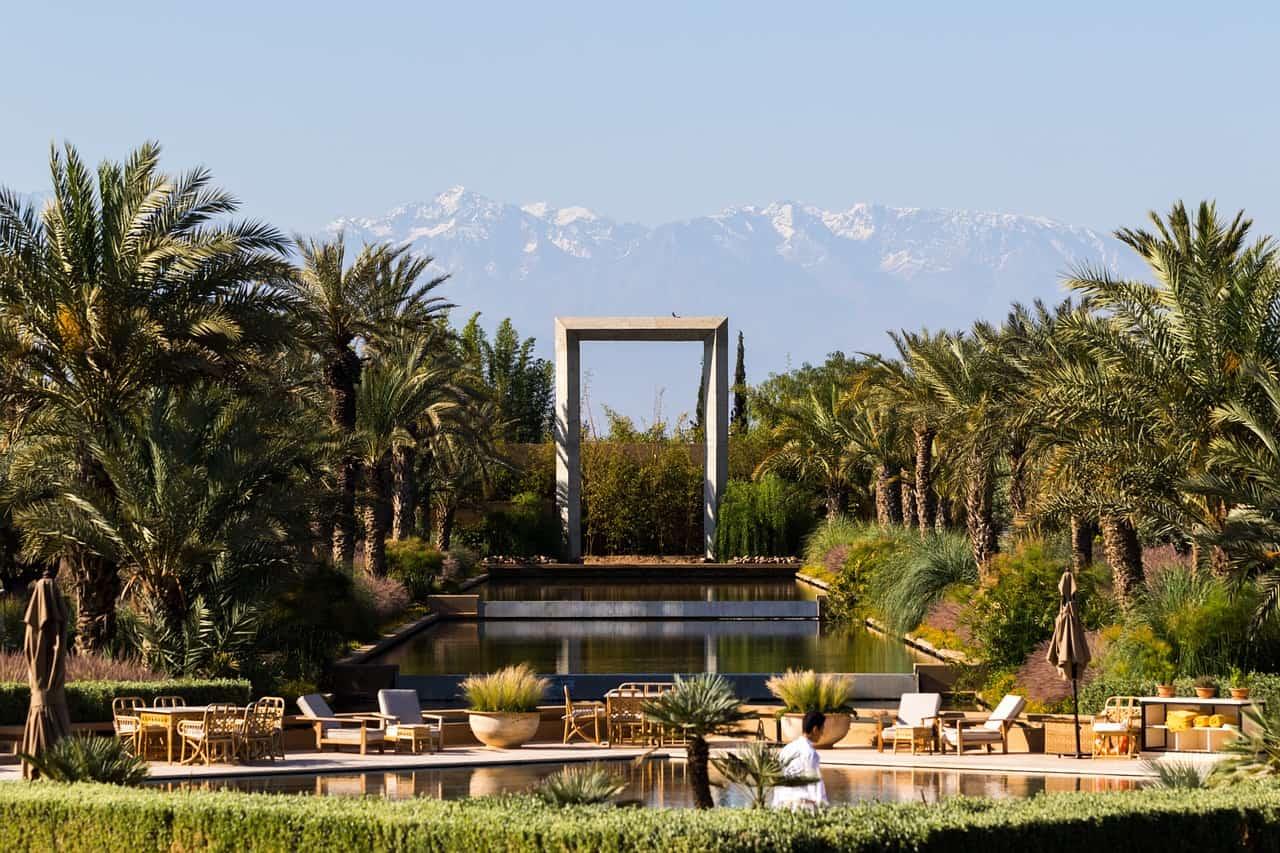 Eine Woche Marrakesch - Flug & Hotel 43,98€ Marokko Urlaub
