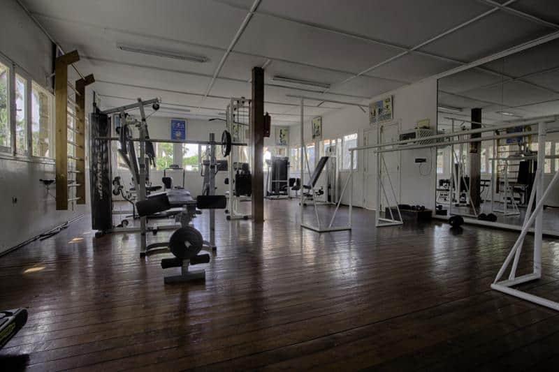 Fitnesstudio im Haus - Marokko Urlaub an der Attlantikküste