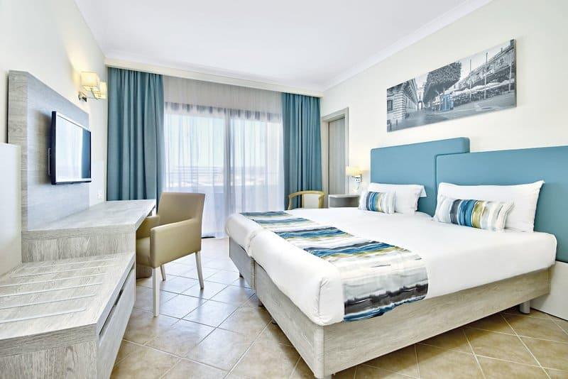 Hotelzimmer im 4 Sterne Hotel an der nördlichsten Küste der Insel