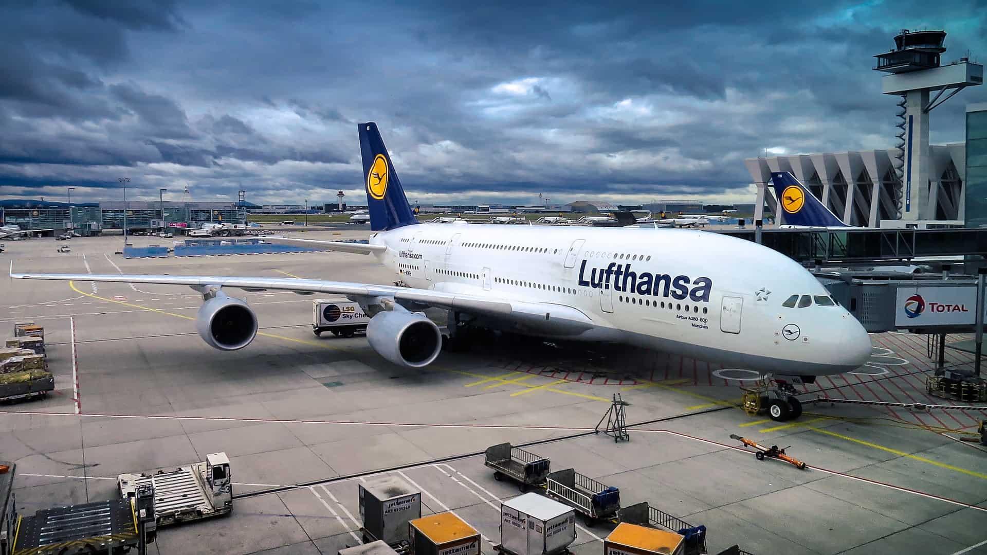Lufthansa Gutschein - 30,00€ Rabatt Aktionscode