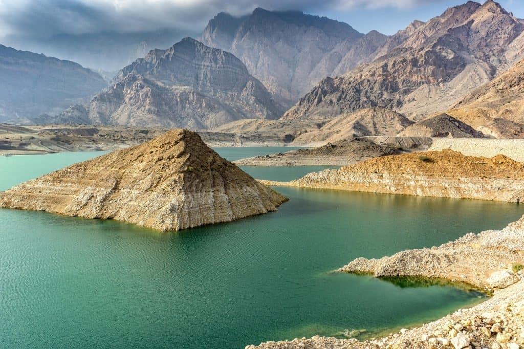 Oman der Seetag wird euch faszinieren wie schön das Meer hier ist