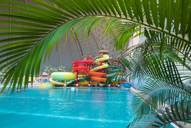 Premium Tent Tropical Island - nur 59,00€ Inkl. Frühstück