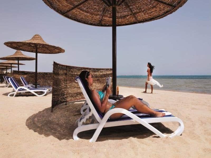 Soma Bay - eine Woche Mövenpick Resort & Spa nur 233,00€ Hurghada
