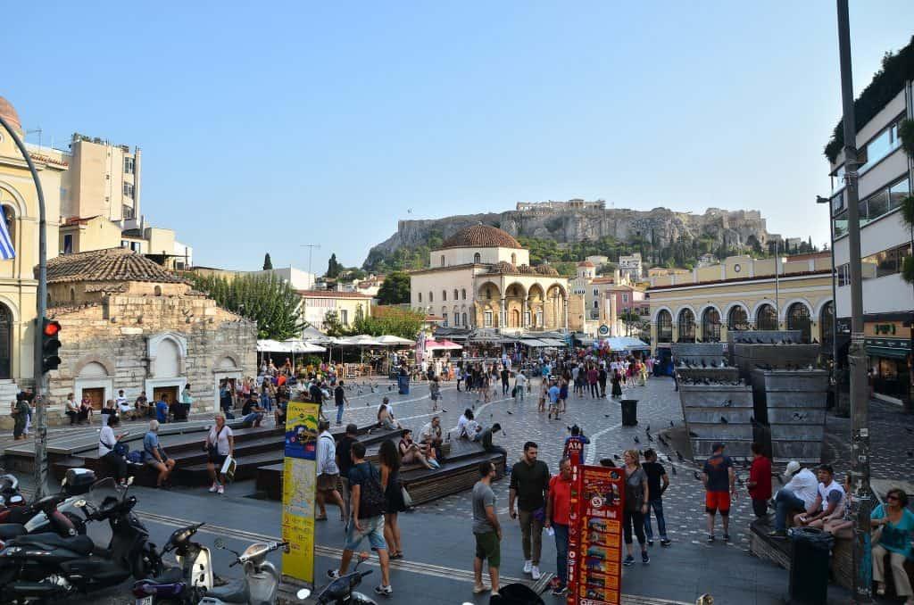 Städtereisen durch Europa sind mit den Billigairlines & Hostels jeden Monat möglich