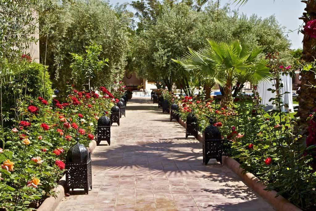 Städtereisen durch Marokko dank Billigflügen und günstiger Unterkunft geht das zum Tiefpreis
