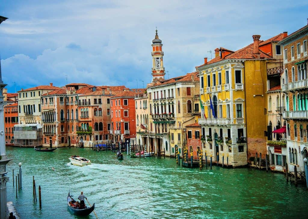 Venedig Wochenendtrip nach Italien für so wenig Geld - Billigflüge & Hostel