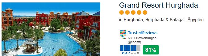 5 Sterne Hotel in Ägypten