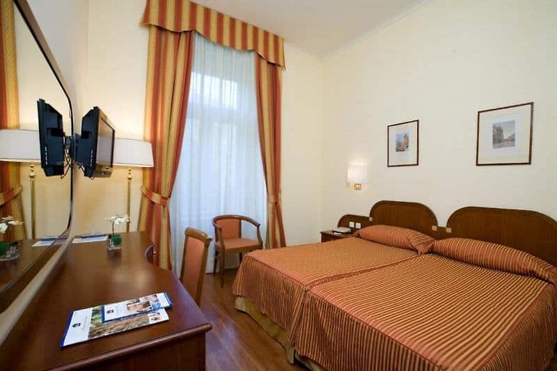 9. Kinsky garden 4 Sterne hotel