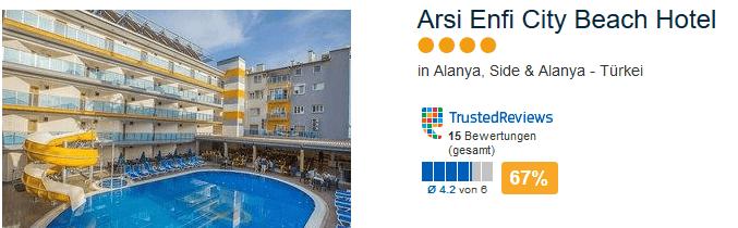 Alanya Pauschalreise in die Türkei- Reise an die türkische Ägäis