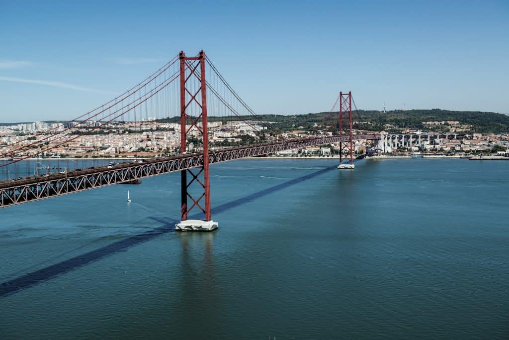 April Brücke