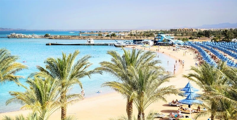 Badeurlaub Hurghada