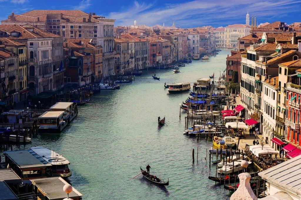 Bist du bereit für dein Wochenendtrip nach Venedig