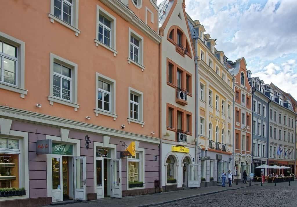 Bist du bereit für eine Reise in den Baltikum