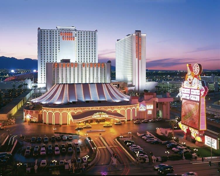 Circus Circus & Casino Hotel - nur 6,00€ p.P Las Vegas