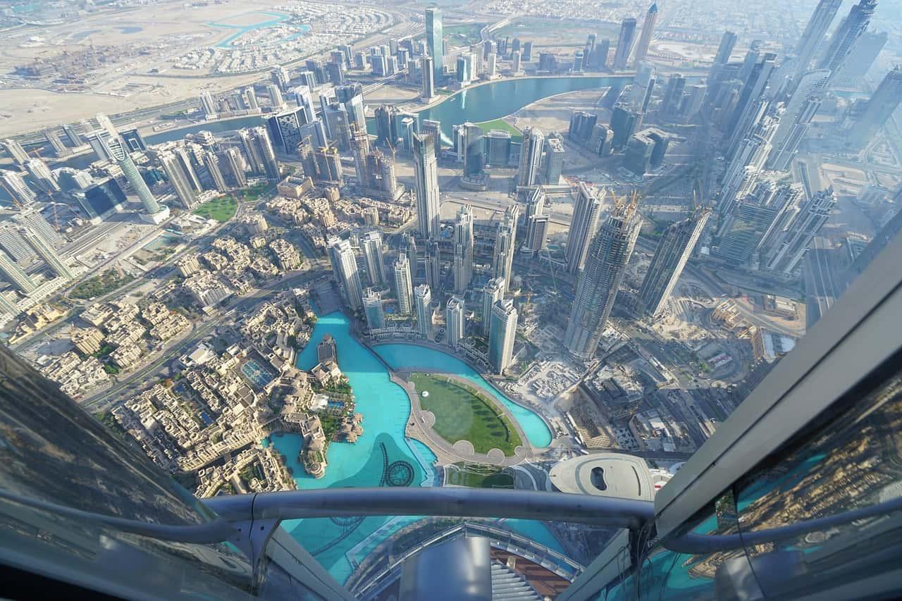 Dubai Urlaub - 6 Tage nur 323,00€ 4 Sterne Pauschalreise