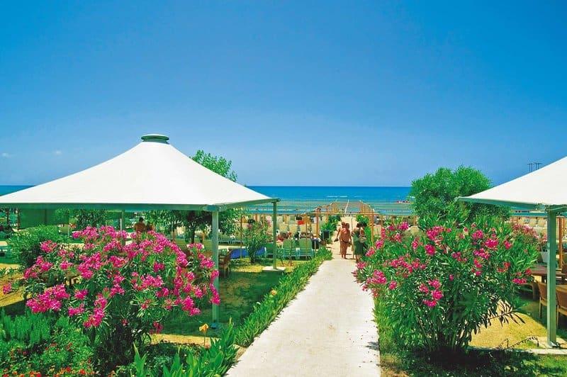 Febeach - Fe Beach Hotel Kumköy All Inclusive nur 179,21€