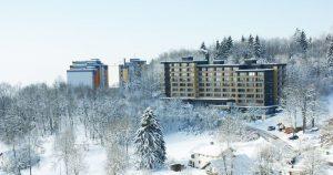 Ferienpark Geyersberg - Skiurlaub ab 9,75€ die Nacht Freyung