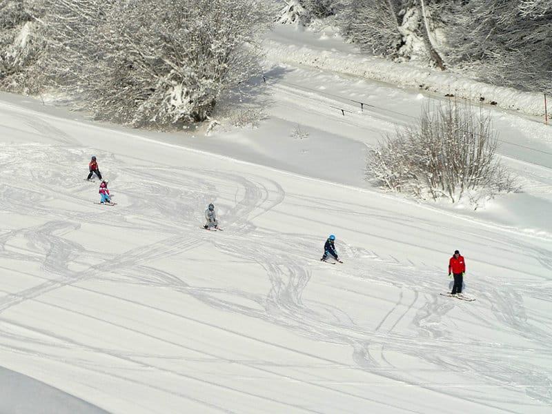 Ferienpark Geyersberg ob zum Ski fahren oder Sommerurlaub