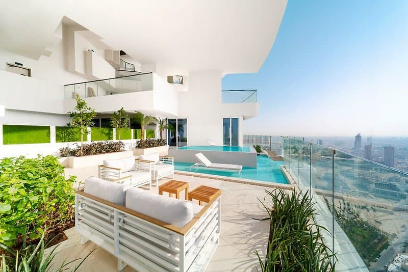 Five Jumeirah Villag Dubai - Pauschalreise ab 475,00€