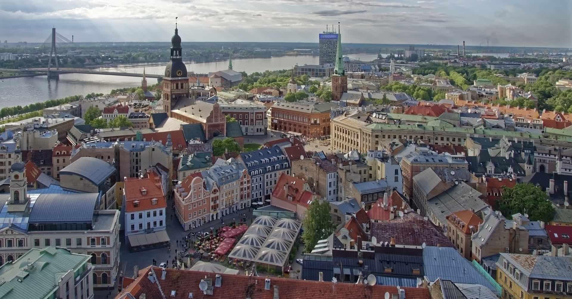 Flüge nach Riga - nur 5,00€ Flug nach Lettland